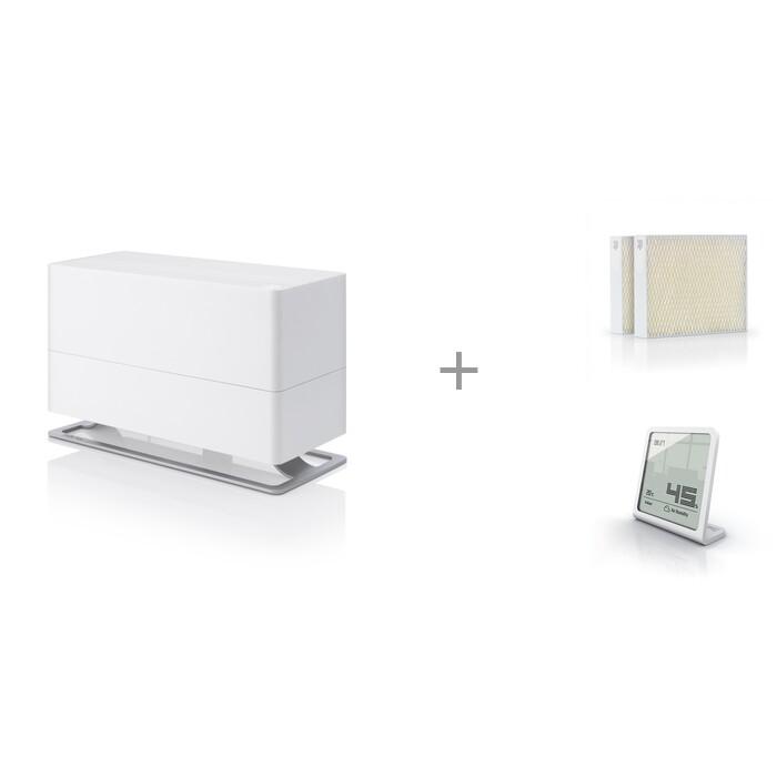 Увлажнители и очистители воздуха Stadler Form Увлажнитель воздуха Oskar Big Original с фильтром Oskar и гигрометром Selina