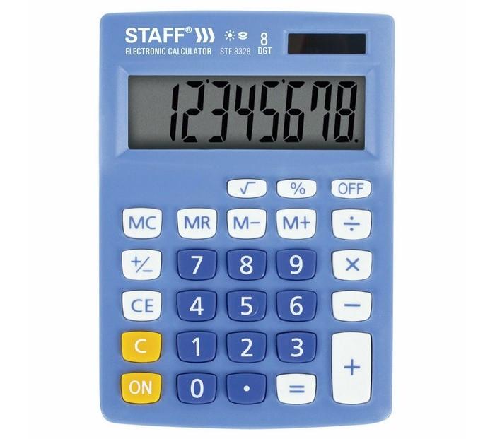 Канцелярия Staff Калькулятор настольный STF-8328