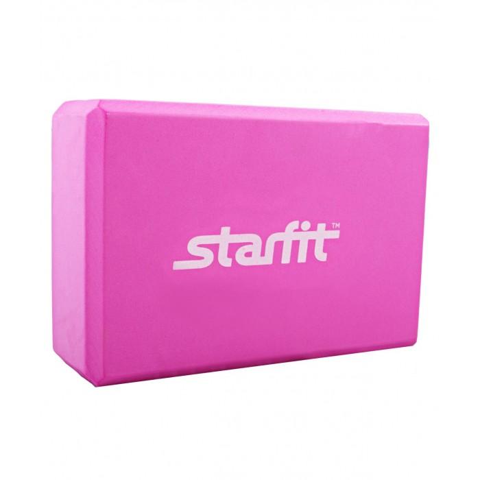 Спортивный инвентарь Starfit Блок для йоги FA-101 спортивный инвентарь starfit сумка для ковриков cпортивная fa 301 24 5x66 см