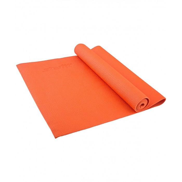 Спортивный инвентарь Starfit Коврик для йоги FM-101 PVC 173x61x0.4 см starfit коврик для йоги fm 101 pvc 173x61x0 8 см зеленый
