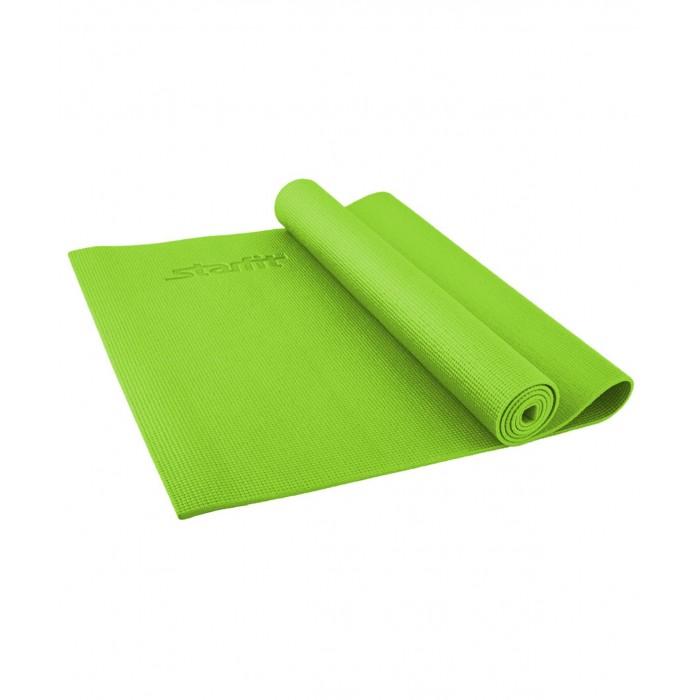 Спортивный инвентарь Starfit Коврик для йоги FM-101 PVC 173x61x0.4 см starfit