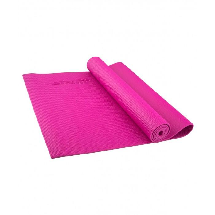 Спортивный инвентарь Starfit Коврик для йоги FM-101 PVC 173x61x0.5 см коврик для йоги onerun цвет зеленый 173 х 61 см