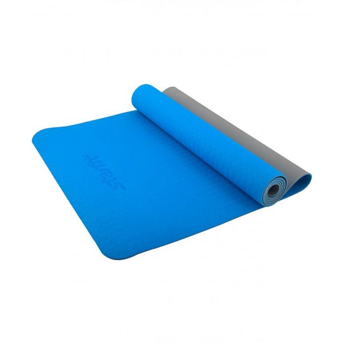 Товары для йоги Starfit Коврик для йоги FM-201 TPE 173x61x0.4 см