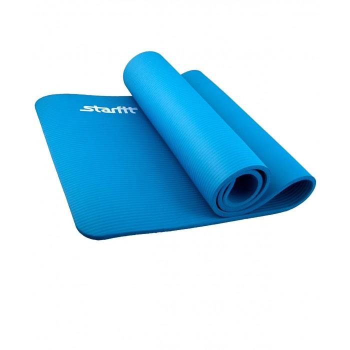 Спортивный инвентарь Starfit Коврик для йоги FM-301 NBR 183x58x1.2 см starfit