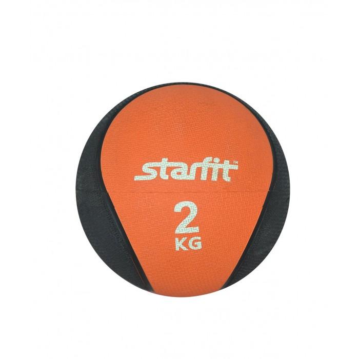 Мячи Starfit Медбол Pro GB-702 2 кг starfit