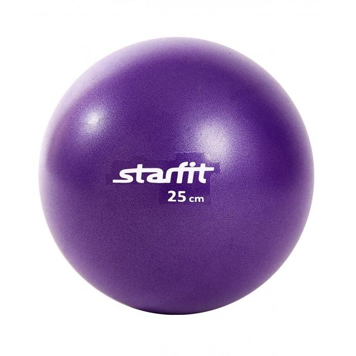 Мячи Starfit Мяч для пилатеса GB-901 25 см мячи спортивные starfit мяч гимнастический starfit gb 105 65 см прозрачный розовый