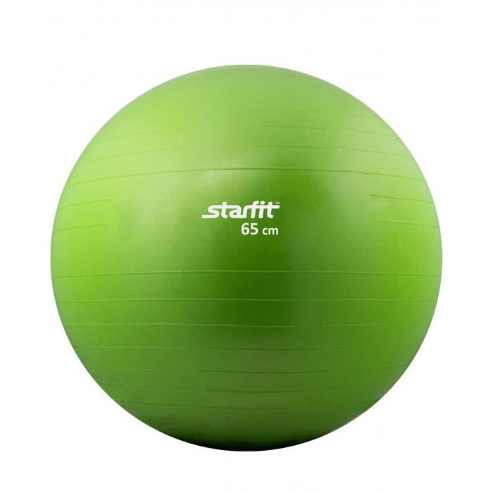 Мячи Starfit Мяч гимнастический Антивзрыв GB-101 65 см мячи starfit мяч массажный gb 601 8 см