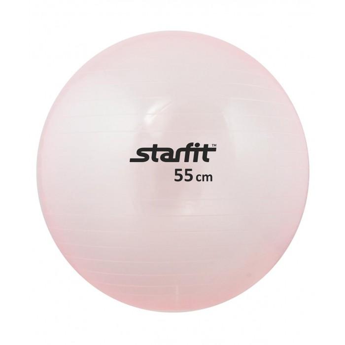 Мячи Starfit Мяч гимнастический GB-105 55 см мячи спортивные starfit мяч гимнастический starfit gb 105 55 см прозрачный розовый