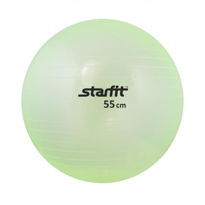 Мячи Starfit Мяч гимнастический GB-105 55 см мячи starfit мяч гимнастический антивзрыв gb 101 55 см