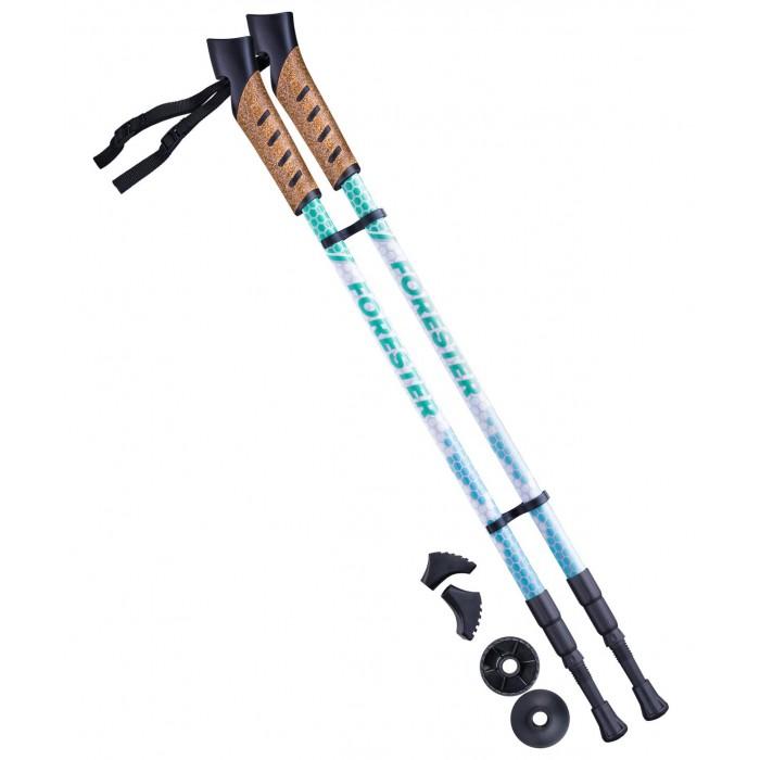 Купить Спортивный инвентарь, Starfit Палки для скандинавской ходьбы Berge Forester 67-135 см