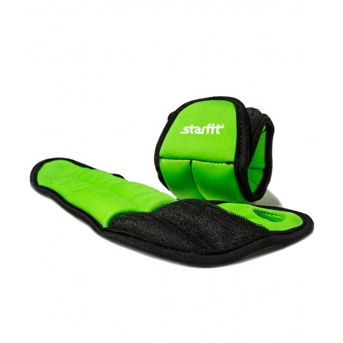 Купить Спортивный инвентарь, Starfit Утяжелители Эргономичные для рук WT-201 1 кг