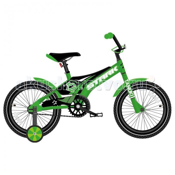 Детский транспорт , Двухколесные велосипеды Stark Tanuki 12 Boy (2018) арт: 455966 -  Двухколесные велосипеды