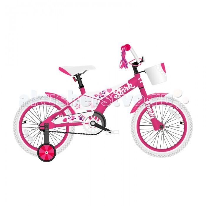 Велосипед двухколесный Stark Tanuki 18 Girl (2018)