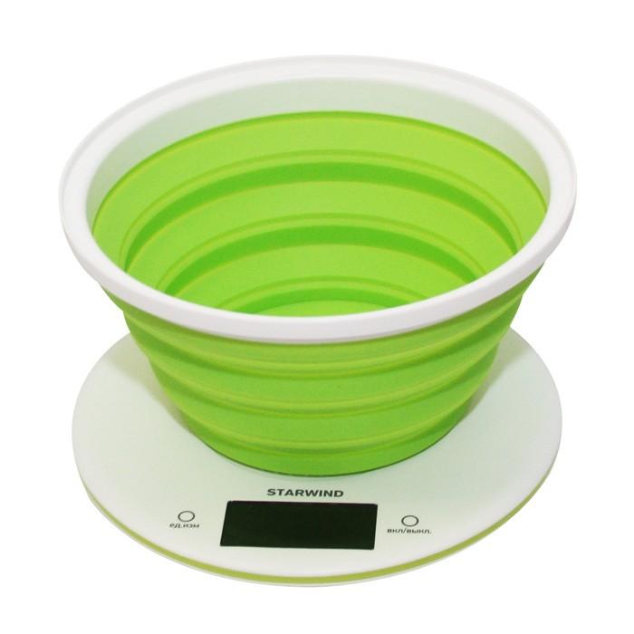 кухонные весы Кухонные весы Starwind Весы кухонные электронные SSK5575