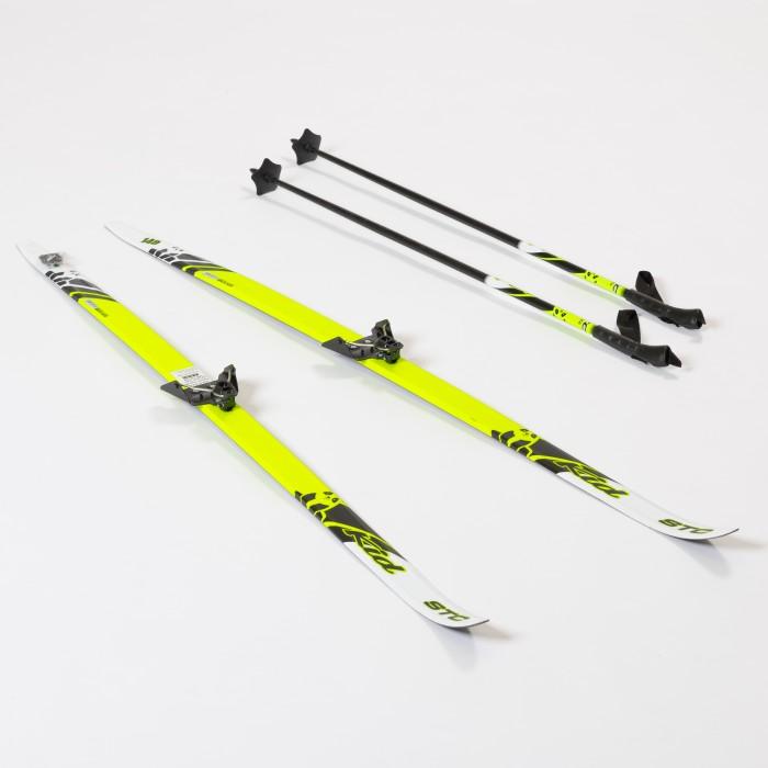 Купить Ледовые коньки и лыжи, STC Комплект лыжный 140 Step Kid