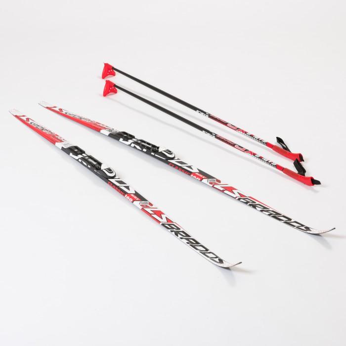 ледовые коньки и лыжи Ледовые коньки и лыжи STC Комплект лыжный NNN Rottefella 160 Wax Brados LS