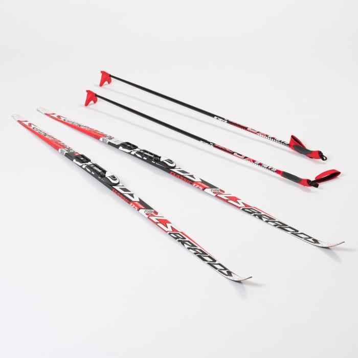STC Комплект лыжный NNN Rottefella 175 Step Brados LS