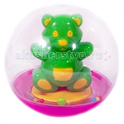 Развивающие игрушки Стеллар Неваляшка стеллар неваляшка бурый медведь потапыч в ассортименте стеллар