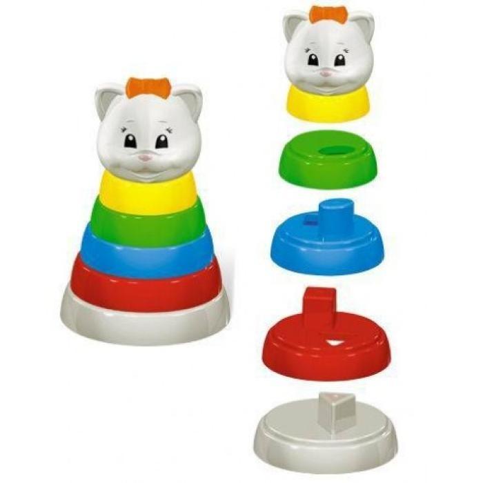 Развивающие игрушки Стеллар Пирамидка Затея развивающие игры