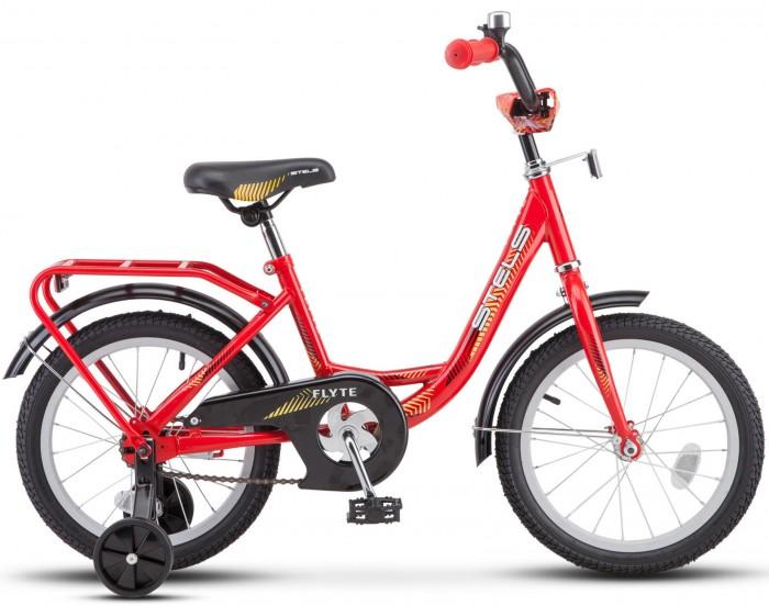 Фото - Двухколесные велосипеды Stels Flyte 16 Z011 двухколесные велосипеды velolider rush sport 16