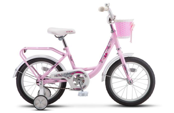 Купить Двухколесные велосипеды, Велосипед двухколесный Stels Flyte Lady 16 Z011