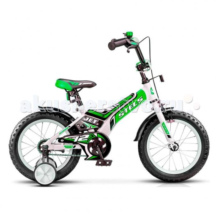 Двухколесные велосипеды Stels Jet 12 (V021) бампер передний и задний тойота марк 2 110