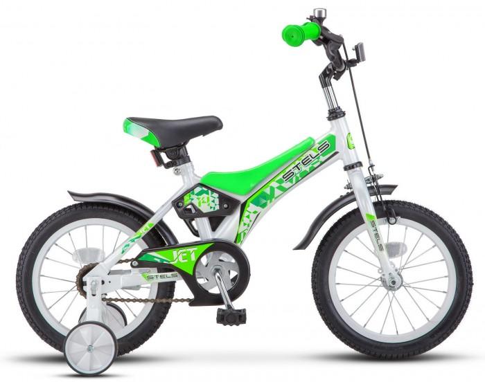 Двухколесные велосипеды Stels Jet 14 (Z010) двухколесный велосипед stels echo 12 коричневый