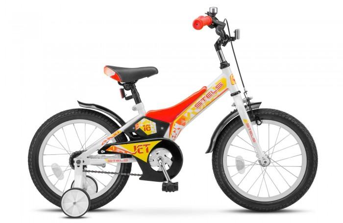 Фото - Двухколесные велосипеды Stels Jet 16 Z010 двухколесные велосипеды velolider rush sport 16