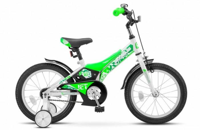 Двухколесные велосипеды Stels Jet 16 (Z010)
