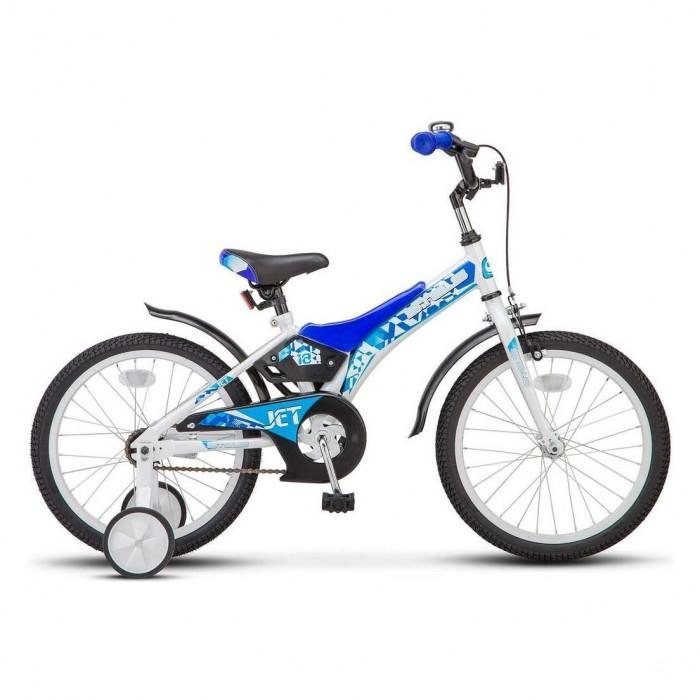 Двухколесные велосипеды Stels Jet 18 (Z010)