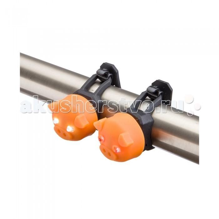 Аксессуары для велосипедов и самокатов Stels Комплект фонари габаритные JY-339P