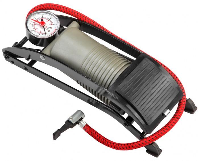 Аксессуары для велосипедов и самокатов Stels Насос ножной FP9807C стационарный