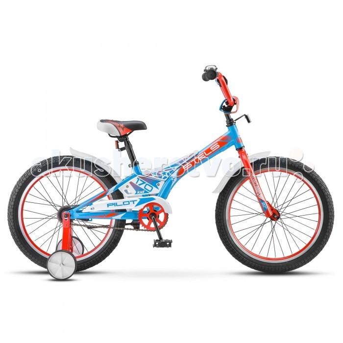 Велосипед двухколесный Stels Pilot-170 20 (V020)
