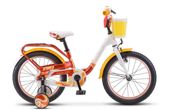 Двухколесные велосипеды Stels Pilot-190 18 V020