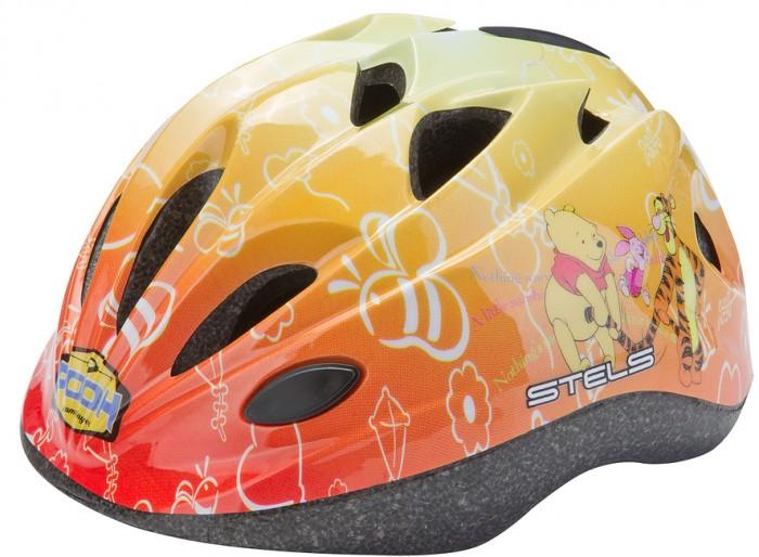 Детский транспорт , Шлемы и защита Stels Шлем детский защитный HB6-5 out-mold арт: 596749 -  Шлемы и защита