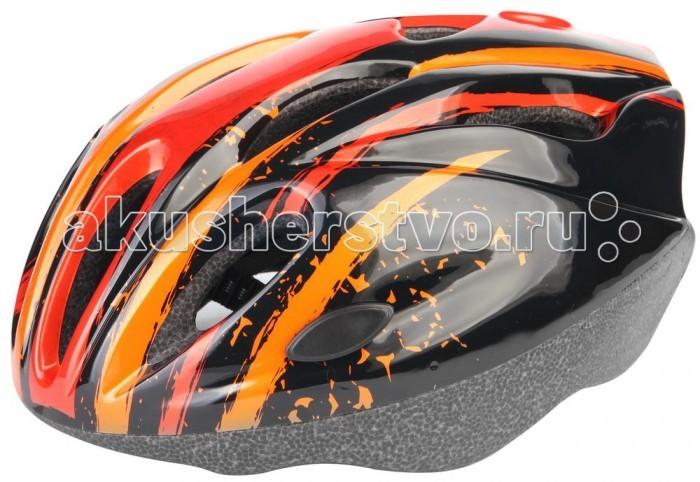 Детский транспорт , Шлемы и защита Stels Шлем детский защитный MV11 out-mold арт: 596869 -  Шлемы и защита