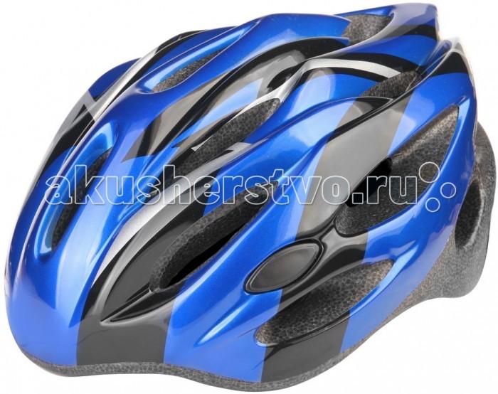 Шлемы и защита Stels Шлем детский защитный MV-26 out mold