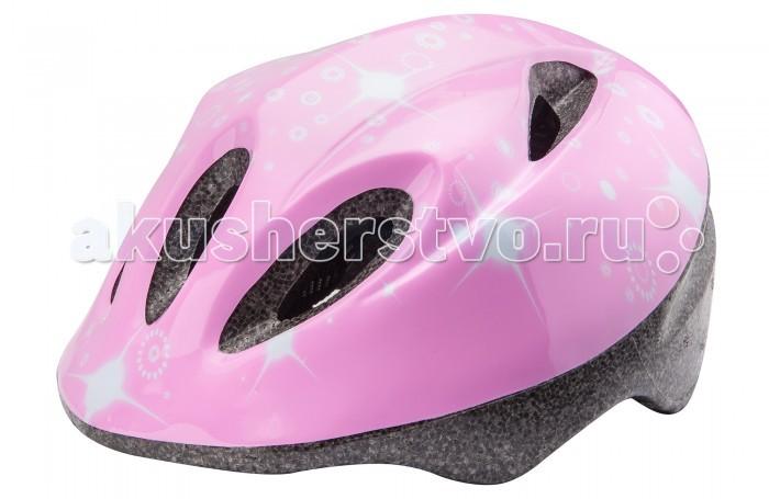 Шлемы и защита Stels Шлем детский защитный MV-5 out-mold