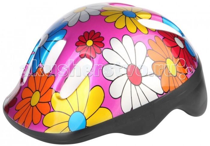 Шлемы и защита Stels Шлем детский защитный MV6-2 out-mold