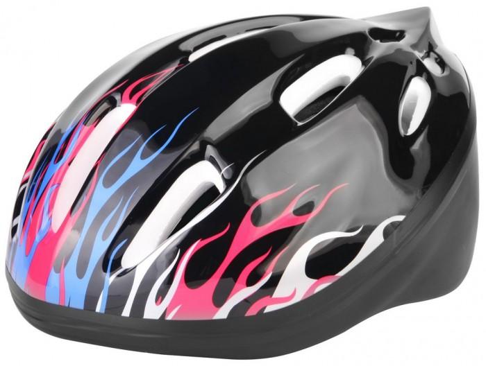 Шлемы и защита Stels Шлем детский защитный MV8 out mold