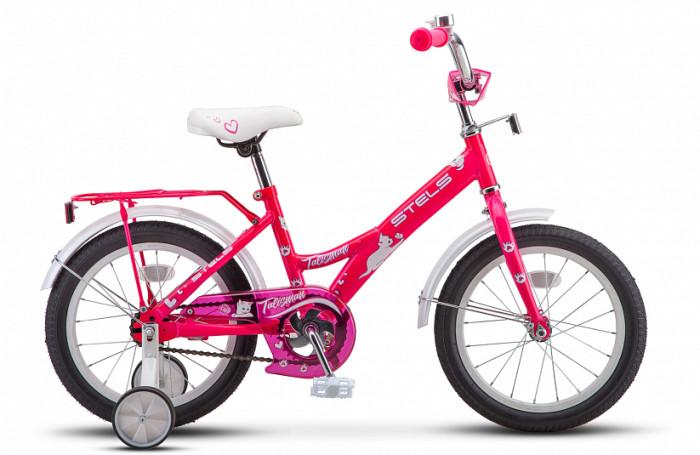 Фото - Двухколесные велосипеды Stels Talisman Lady 16 Z010 двухколесные велосипеды velolider rush sport 16