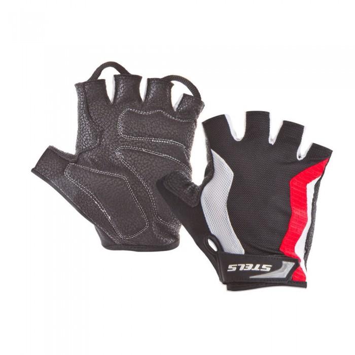 Детский транспорт , Шлемы и защита Stels Велоперчатки SCG 46-0085 арт: 593514 -  Шлемы и защита