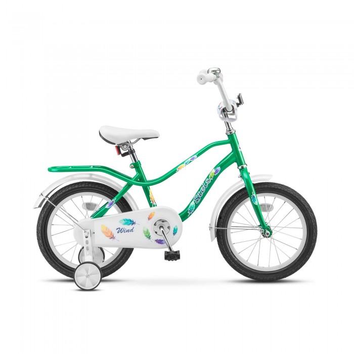 Двухколесные велосипеды Stels Wind 16 (Z010) ящик для инструмента с металлическими замками 16 175х210х410мм stels россия 90711