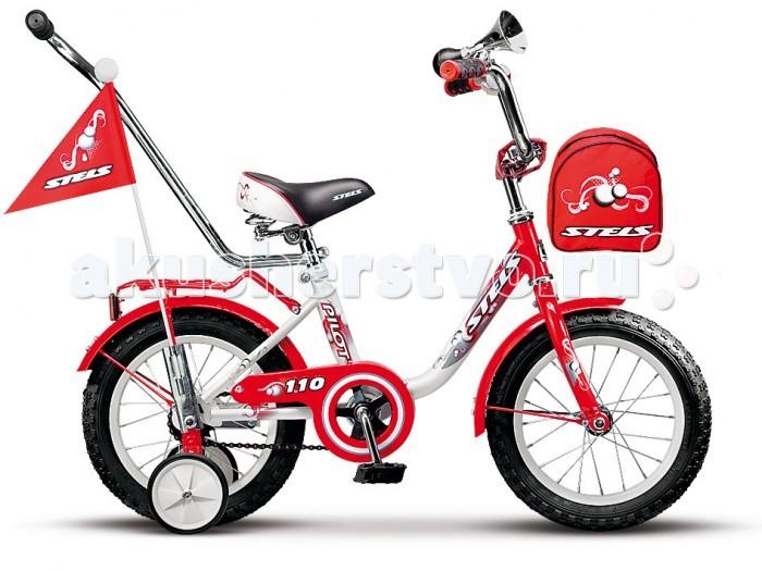 Велосипед двухколесный Stels Pilot-110 12 (2015)
