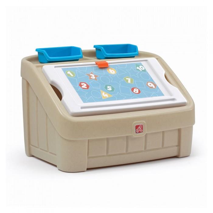 Детская мебель , Ящики для игрушек Step 2 Ящик для игрушек Два в одном арт: 410624 -  Ящики для игрушек