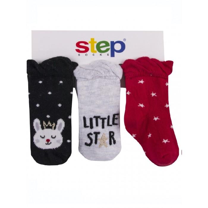 Картинка для Белье и колготки Step Носки для малышей 10090 3 пары