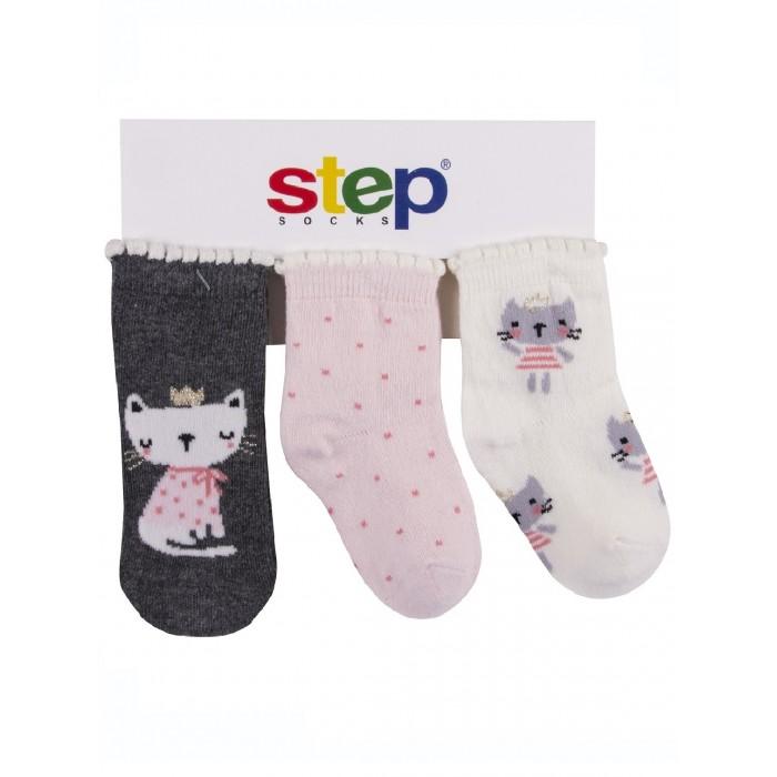 Картинка для Белье и колготки Step Носки для малышей 10101 3 пары
