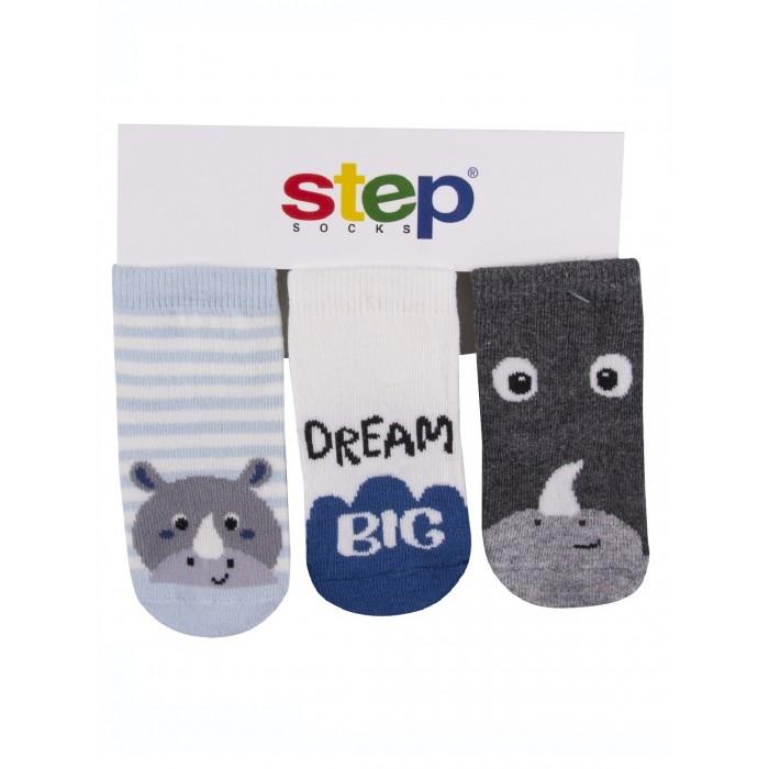 Картинка для Белье и колготки Step Носки для малышей 10112 3 пары