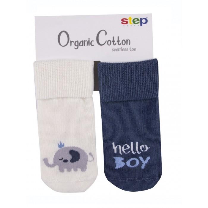 Картинка для Белье и колготки Step Носки для малышей 5031Г 2 пары
