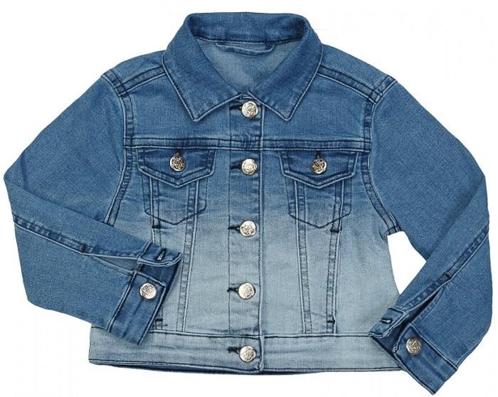 Верхняя одежда Stig Джинсовая куртка для девочки 9568